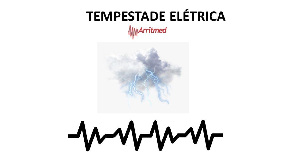 Tempestade Elétrica –  O que fazer?